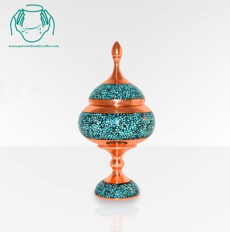شکلات خوری فیروزه کوبی کوچک پارسیان اصفهان