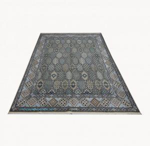 قیمت فروش فرش دستبافت اصفهان نایین ورزنه نقشه جوشقان نائین