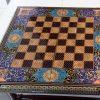 قیمت فروش تخته نرد خاتم کاری |شطرنج خاتمکاری اصفهان