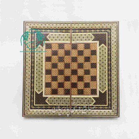 فروش تخته نرد خاتمکاری |نخته شطرنج خاتم کاری اصفهان |قیمت تخته نرد