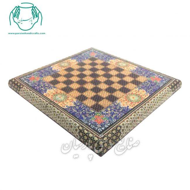 تخته نرد خاتم کاری |شطرنج خاتمکاری اصفهان