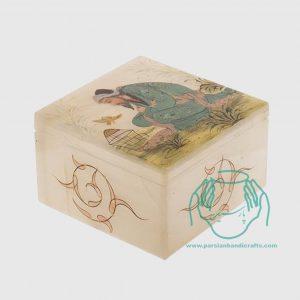 جعبه ۱۰*۱۰ تک صورت خانم زمانی