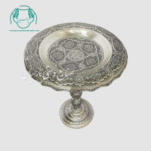 میوه خوری آبکاری نقره سیاه قلم اصفهان