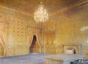 خاتمکاری تالار خاتم کاخ موزه مرمر در دوره معاصر