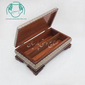 جا کارد چنگالی خاتمکاری اصفهان