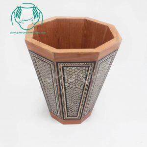 فروش قیمت پخش عمده سطل خاتمکاری شده اصفهان