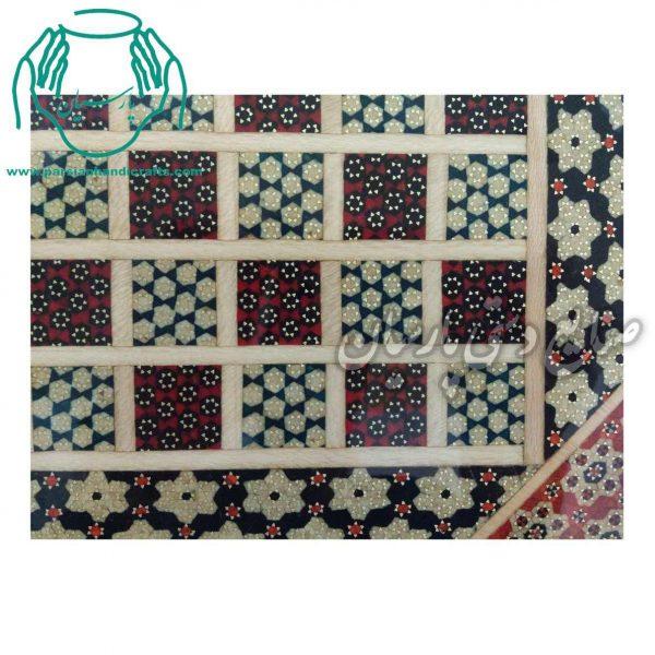 قیمت تخته نرد خاتم |تخته شطرنج خاتمکاری اصفهان