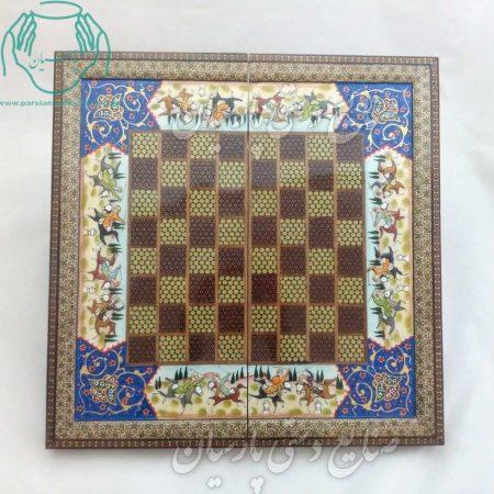 مرکز پخش محصولات خاتم اصفهان |تخته نرد
