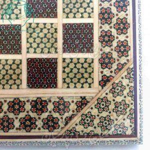 فروش تخته نرد خاتمکاری |قیمت تخته شطرنج خاتم اصفهان