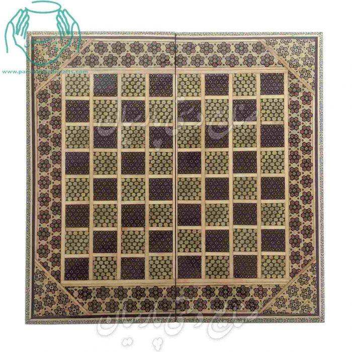 قیمت فروش تخته نرد خاتمکاری |قیمت تخته شطرنج خاتم اصفهان