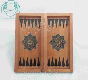 فروش آنلاین تخته نرد خاتم کاری |فروش اینترنتی تخته نرد خاتمکاری اصفهان