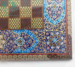 فروشگاه اینترنتی تخته نرد خاتم کاری اصفهان |قیمت تخته نرد و شطرنج خاتمکاری