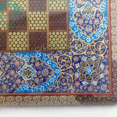 فروش آنلاین فروشگاه اینترنتی تخته نرد خاتم کاری اصفهان |قیمت تخته نرد و شطرنج خاتمکاری