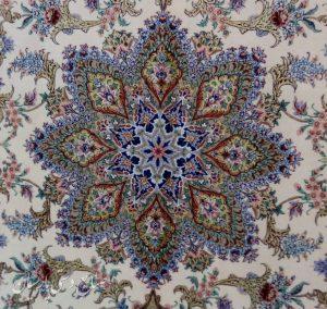 قیمت فروش جفت فرش لچک ترنج اصفهان