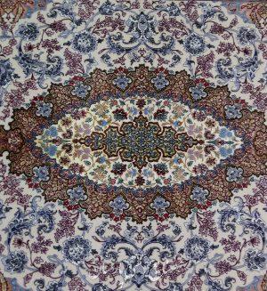جفت فرش دستباف اصفهان Persian handmade carpet