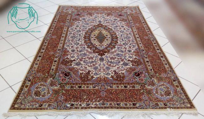 قیمت جفت فرش دستباف اصفهان SALE SHOP IRAN Persian handmade carpet