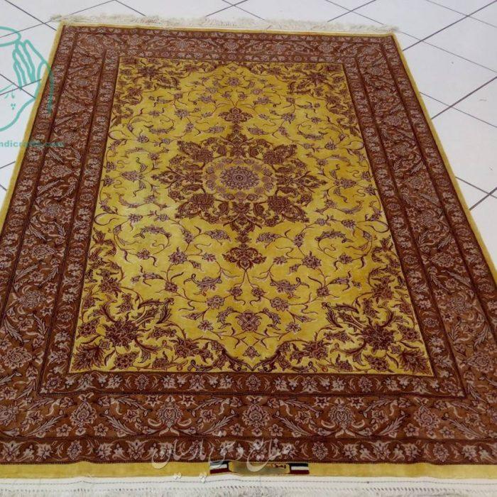 فروش قالیچه ابریشم اصفهان
