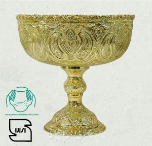 قیمت خرید فروش میوه خوری قلمزنی آبکاری برنج اصفهان