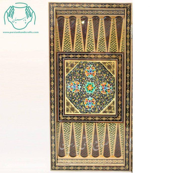 پخش عمده محصولات خاتم اصفهان تخته نرد و شطرنج خاتم کاری نقاشی اسلیمی