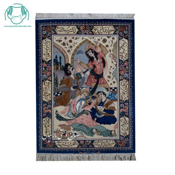 قیمت فروش تابلو فرش مینیاتور اصفهان