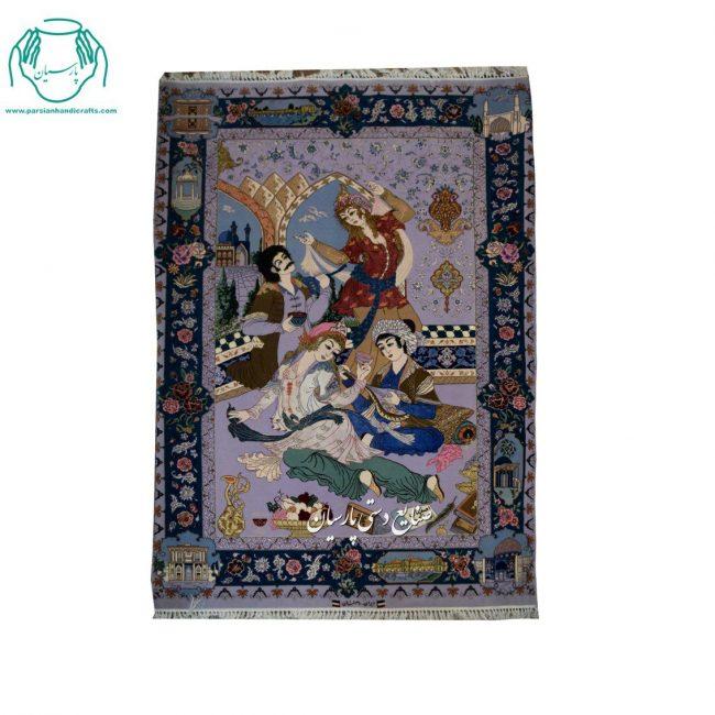 قیمت تابلو فرش دستباف قیمت