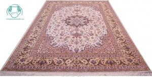 قیمت فرش دستباف اصفهان نقشه لچک ترنج
