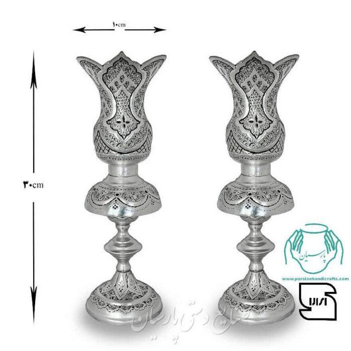 قیمت لاله مسی اب نقره سیاه قلم اصفهان