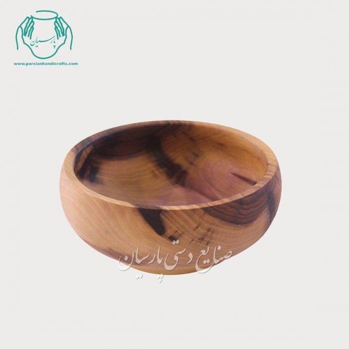 قیمت کاسه چوبی دست ساز