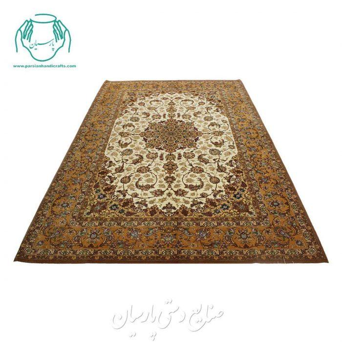 فروش فرش دستبافت لچک ترنج 6 متری