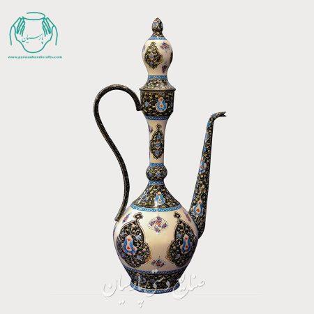 گلاب پاش گوی دار میناکاری اصفهان
