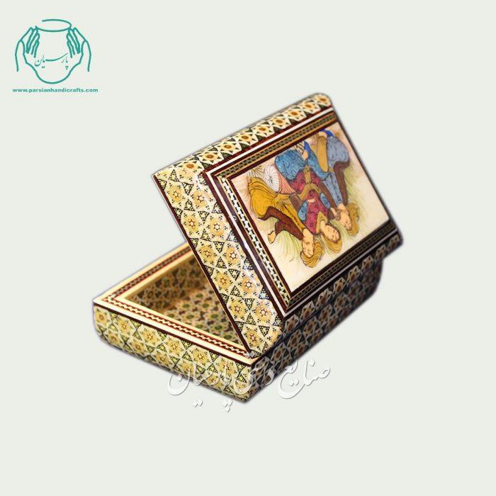 سری جعبه توخاتم تخمه دار اعلی اصفهان
