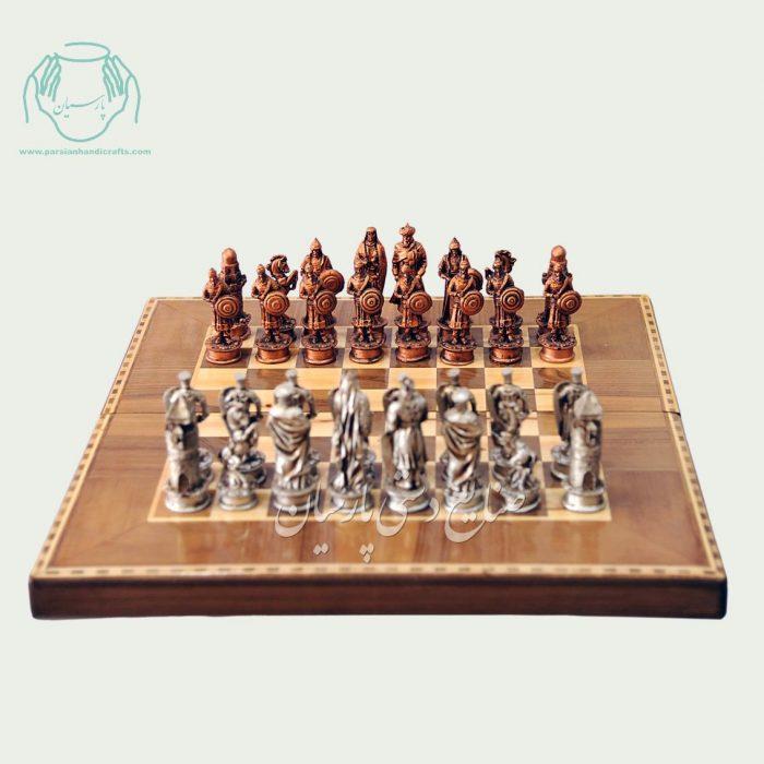 مهره شطرنج طرح رومي سایز متوسط