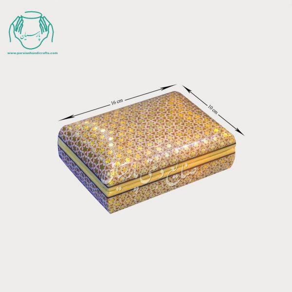 جعبه جواهرات تمام خاتم پارسیان