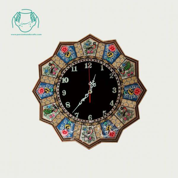 ساعت خاتم صفحه سیاه
