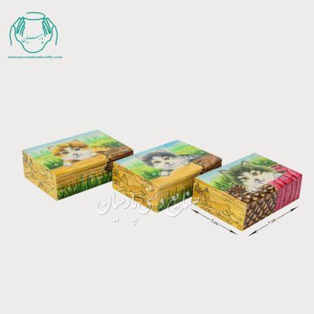 جعبه استخوانی کبریتی حیوانات