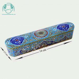 سوزندان استخوانی نقاشی اسلیمی
